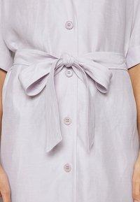 ARKET - Shirt dress - light purple - 5