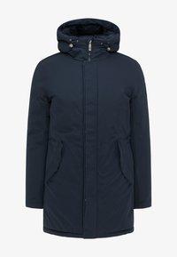 Mo - Winter coat - marine - 4
