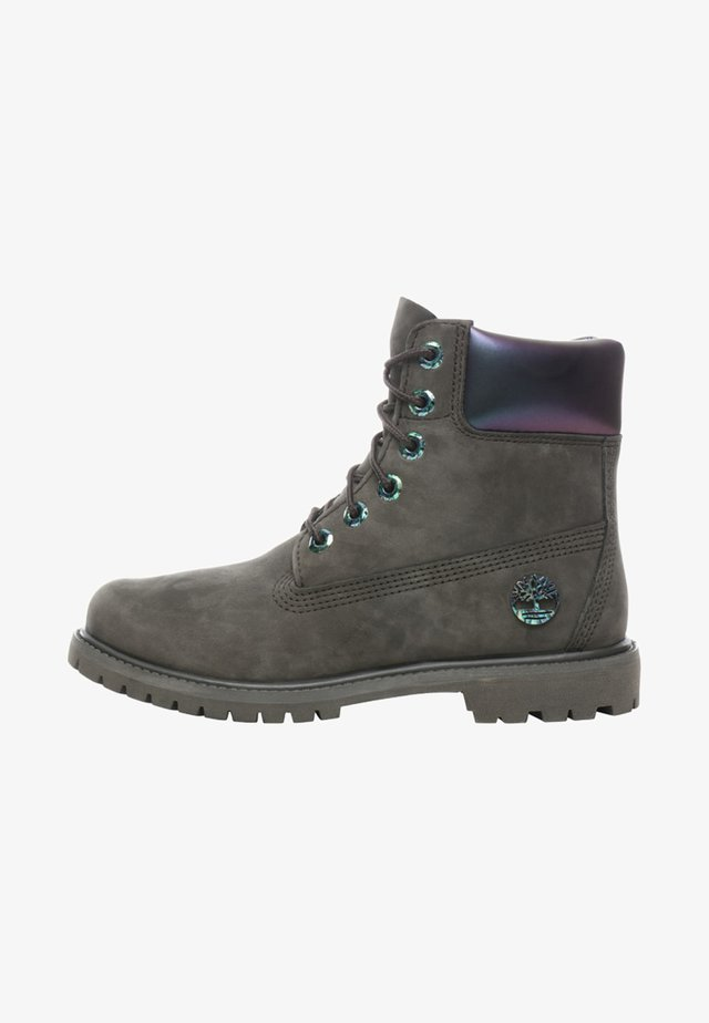 PREMIUM BOOT  - Lace-up ankle boots - dark green
