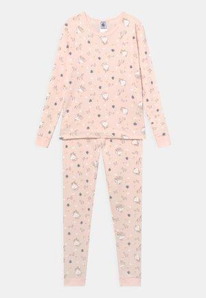 TULLE SNUG - Pyjama set - light pink