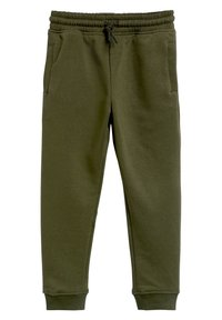 Next - MULTI BLACK SKINNY FIT 3 PACK JOGGERS (3-16YRS) - Tracksuit bottoms - grey - 3
