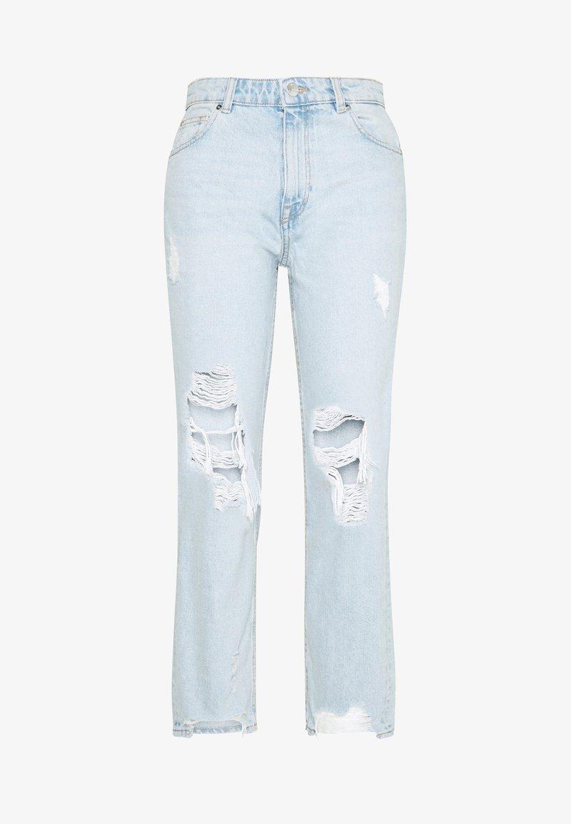 ONLY - ONLDREAMER LIFE - Jeans Straight Leg - light blue denim