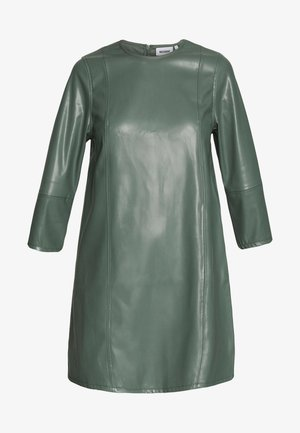 MERAL DRESS - Kjole - dark dusty green