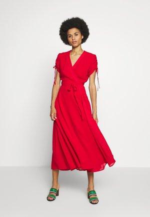 DRAPEY - Vestido informal - red