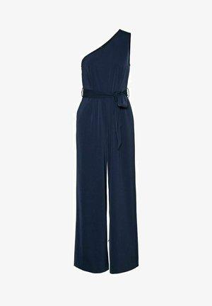 Jumpsuit - navy blazer