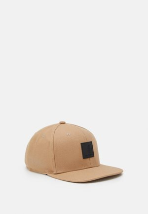 LOGO - Cap - dusty brown