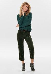 ONLY - ONLKLEO  - Jumper - green gables - 1