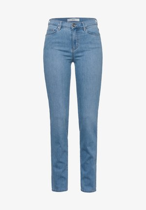 STYLE SHAKIRA - Slim fit jeans - used light blue