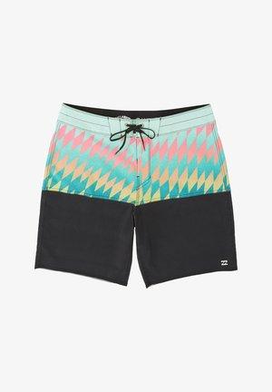 Swimming shorts - aqua