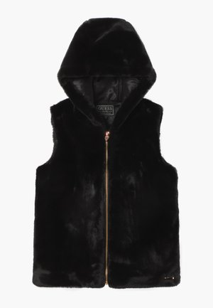 JUNIOR ECO HOODED  - Vesta - jet black