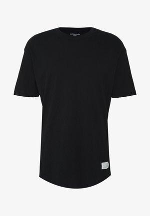 JCOALEX TEE CREW NECK - Jednoduché triko - black