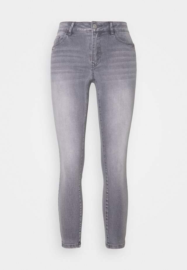 VIEKKO - Jeans Skinny - light grey denim