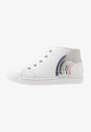 BOUBA CLOUD - Dětské boty - white/opale multicolor