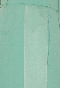 Marella - MONIA - Trousers - verde acqua - 2