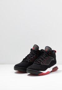 Jordan - MAXIN 200 - Sneakers alte - black/gym red/white - 2