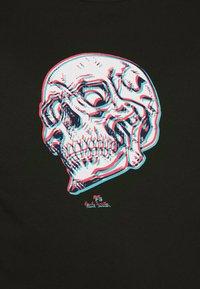 PS Paul Smith - MENS REGULAR FIT SKULL - Sweater - black/multi-coloured - 5