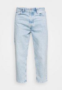 JJIROB JJORIGINAL  - Straight leg jeans - blue denim