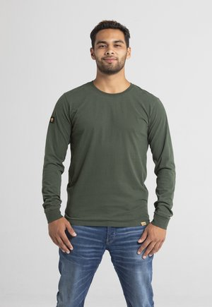 LIMITED TO 360 PIECES - Longsleeve - military green