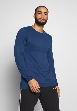 JCOZLS SEAMLESS TEE - Long sleeved top - sky captain
