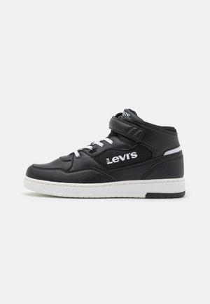 BLOCK MID  - Sneakers hoog - black