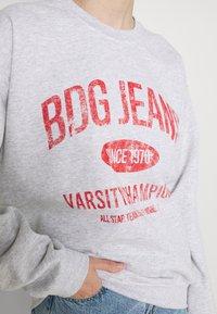 BDG Urban Outfitters - PRINTED - Sweatshirt - grey - 5