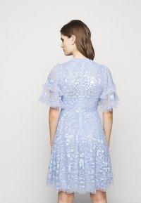 Needle & Thread - AURELIA MINI DRESS - Cocktail dress / Party dress - wedgewood blue - 2