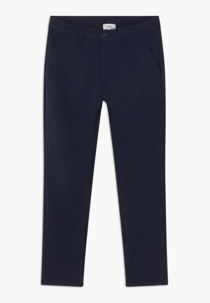 DUDE ANKLE - Chino kalhoty - midnight blue