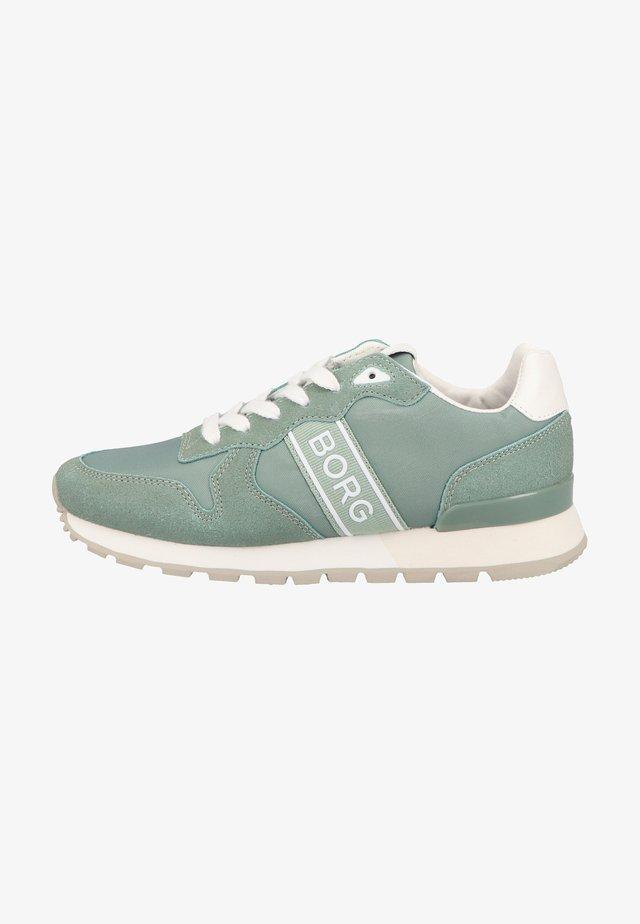 Sneakers laag - lgrn