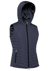 Geox - Waistcoat - gothic blue f - 1