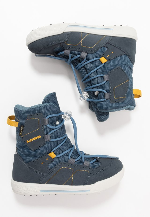 RAIK GTX - Winter boots - dark blue
