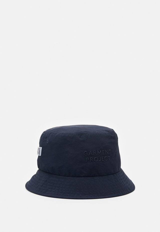 BUCKET HAT - Chapeau - navy
