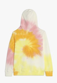 Scotch & Soda - TIE DYE HOODY WITH CHEST BADGE - Jersey con capucha - multi-coloured - 1