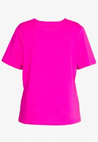 Nike Performance - PLUS - Basic T-shirt - active fuchsia/white - 1