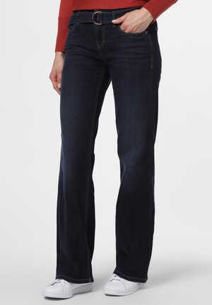 Jeans bootcut - dark stone