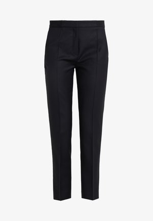 HEFENA - Suit trousers - black