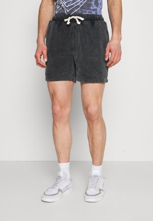 Shorts - washed black