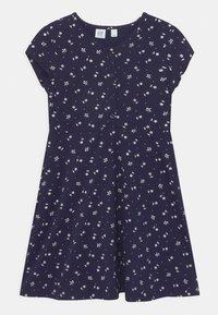 GAP - GIRL  - Vestito di maglina - dark blue - 0