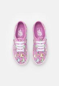 Vans - AUTHENTIC - Trainers - orchid/true white - 3