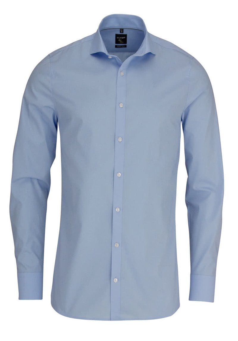 OLYMP - SUPER SLIM  - Formal shirt - hellblau