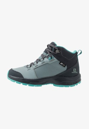 OUTWARD CSWP - Hiking shoes - lead/ebony/meadowbrook