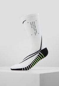 Nike Performance - SQUAD CREW - Sports socks - white/black - 0