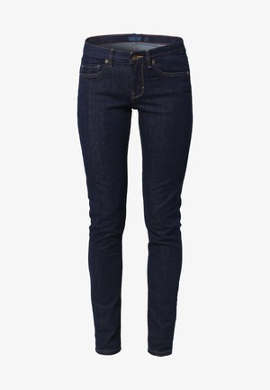 Trousers - dark denim