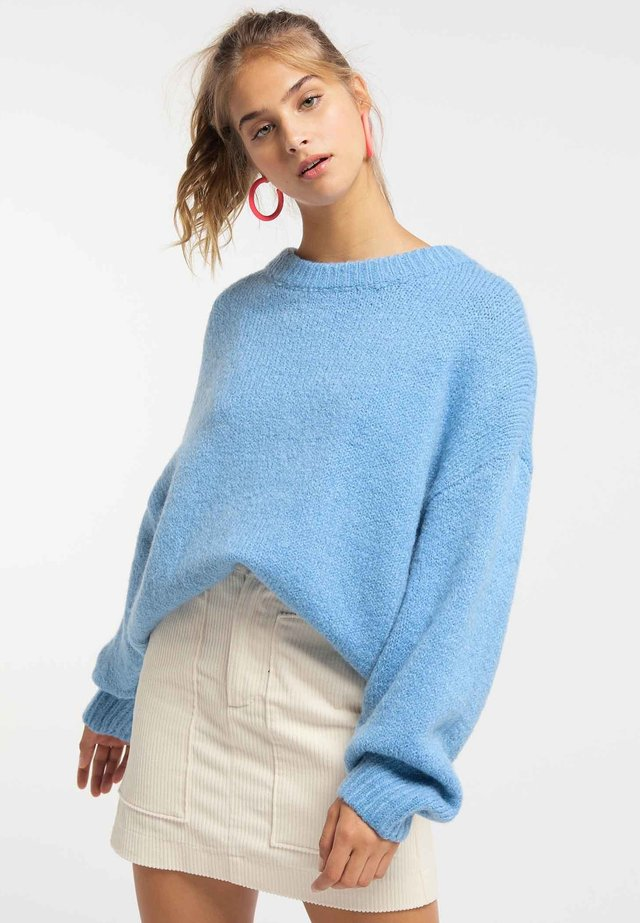 Pullover - light blue