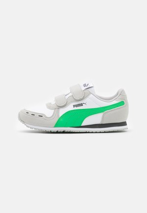 CABANA RACER  - Sneakersy niskie - white/island green