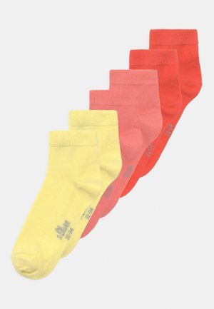 ONLINE JUNIOR ORIGINAL 6 PACK - Socks - shell pink