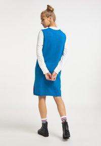 myMo - Jumper dress - classic blue - 2