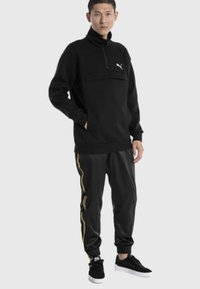 Puma - EPOCH SAVANNAH - Sweater - black - 1