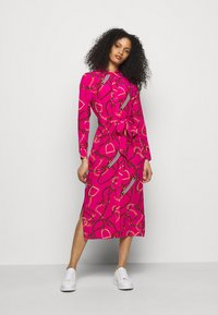 Lauren Ralph Lauren - DRESS - Skjortekjole - nouveau bright - 0
