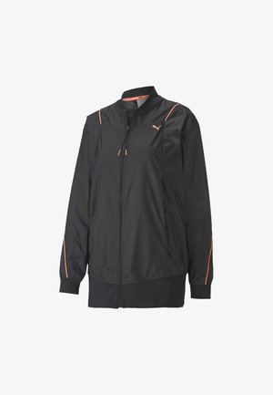 TRAIN PEARL JACKET - Træningsjakker - black