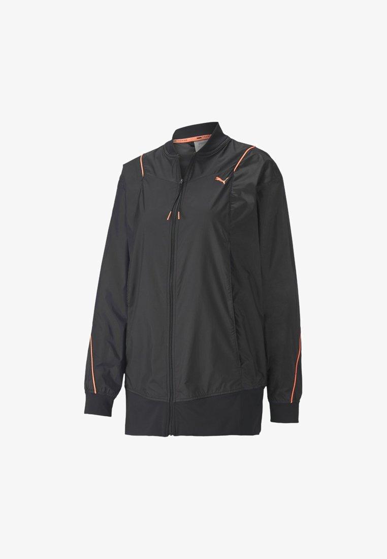 Puma - TRAIN PEARL JACKET - Training jacket - black